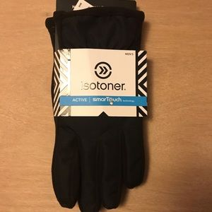 Men's isotoner gloves